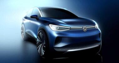 Volkswagen iepazīstina ar ID.4 – pirmo pilnībā elektrisko, kompakto SUV 2