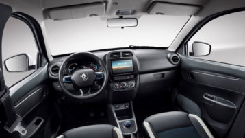 Dacia elektroauto rEVolūcija - Spring Electric 5