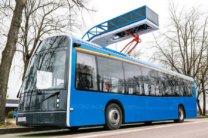 Klaipēdā sāk kursēt Lietuvā taisīti elektriskie autobusi 5
