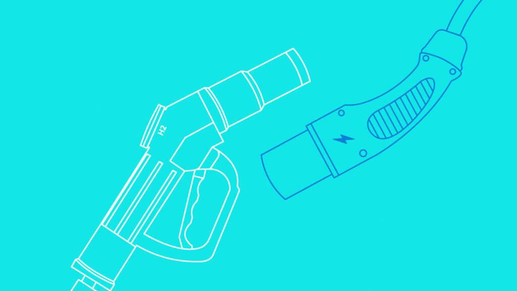Ūdeņradis (H2) pret elektroauto