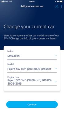 Simulē elektroauto ekspluatāciju ar Volkswagen EV Check mobilo lietotni 1