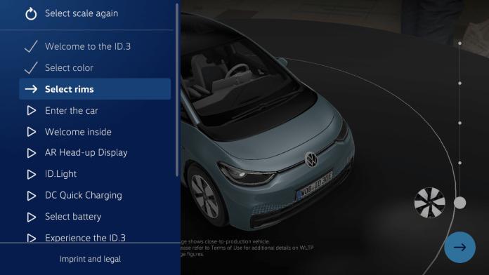EV Check lietotne