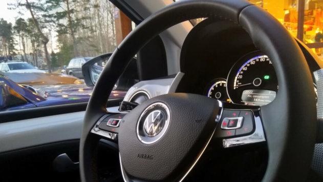 Jaunā Volkswagen e-up! apskats (+video) 7