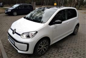 Jaunā Volkswagen e-up! apskats (+video) 2