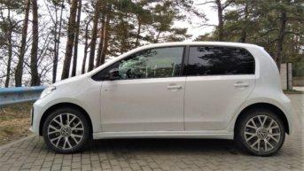 Jaunā Volkswagen e-up! apskats (+video) 1
