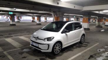 Jaunā Volkswagen e-up! apskats (+video) 6