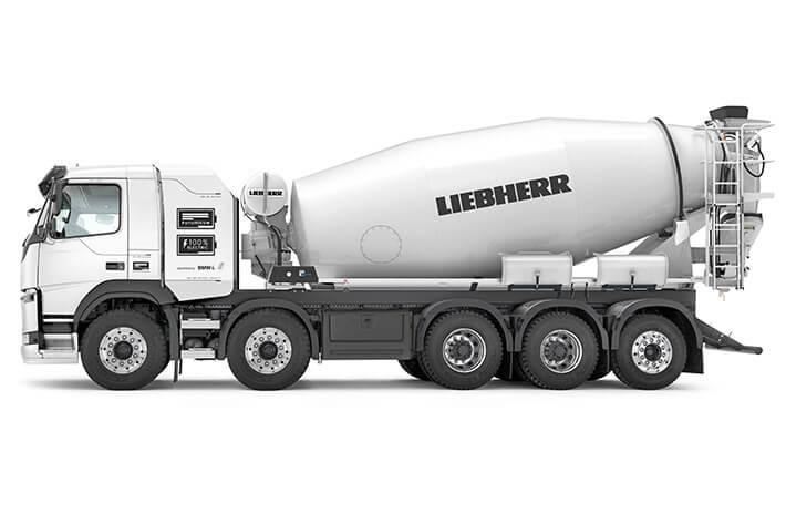 Liecherr betonmaisītājs ETM 1205