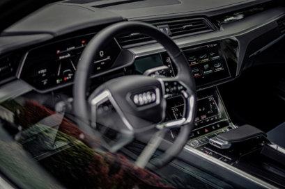 Audi e-tron Sportback piedzīvo pirmizrādi Latvijā 8
