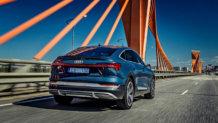 Audi e-tron Sportback piedzīvo pirmizrādi Latvijā 3
