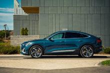Audi e-tron Sportback piedzīvo pirmizrādi Latvijā 4