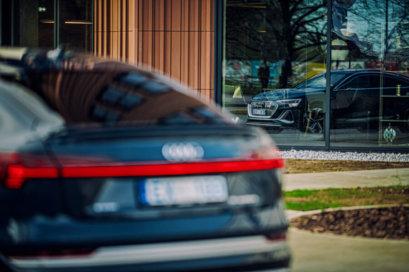 Audi e-tron Sportback piedzīvo pirmizrādi Latvijā 1