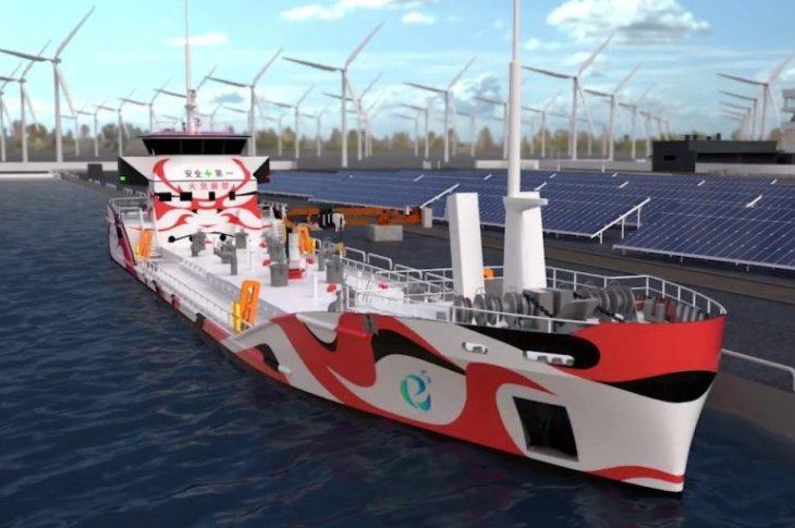 Elektriskais naftas tankkuģis