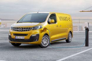 Elektriskais furgons Opel Vivaro-e būs pieejams jau vasarā 5