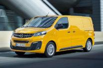 Elektriskais furgons Opel Vivaro-e būs pieejams jau vasarā 3