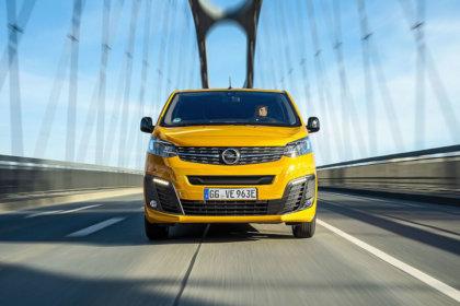Elektriskais furgons Opel Vivaro-e būs pieejams jau vasarā 1