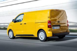 Elektriskais furgons Opel Vivaro-e būs pieejams jau vasarā 4