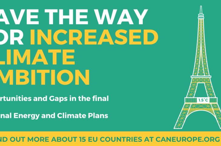 CAN Europe ziņojums par NEKP
