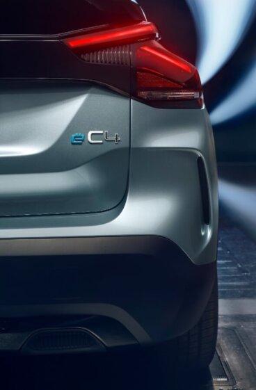 Citroën Ë-C4 - 100% ëlektrisks 1