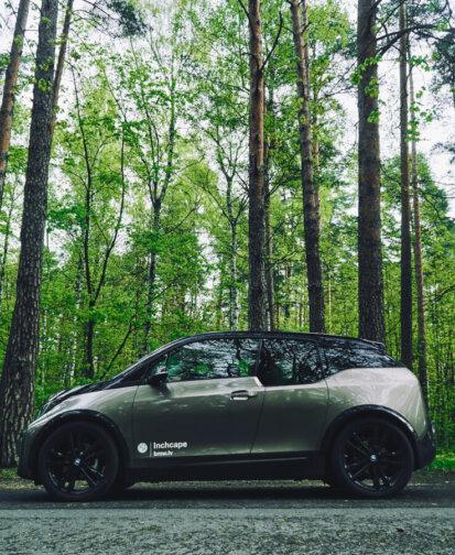 BMW i3 (120 Ah) apskats (+video) 1