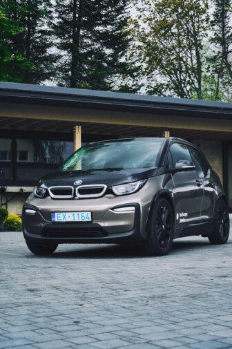 BMW i3 (120 Ah) apskats (+video) 6