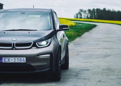 BMW i3 (120 Ah) apskats (+video) 5