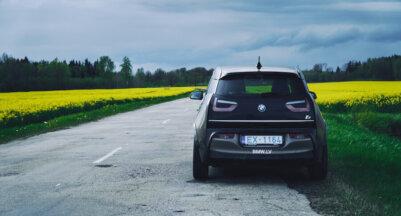 BMW i3 (120 Ah) apskats (+video) 4