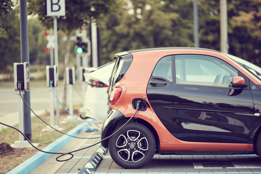 Elektriskais Smart pie uzlādes stacijas