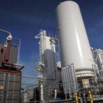 Sašķidrinātā gaisa enerģijas krātuve no Highview Power