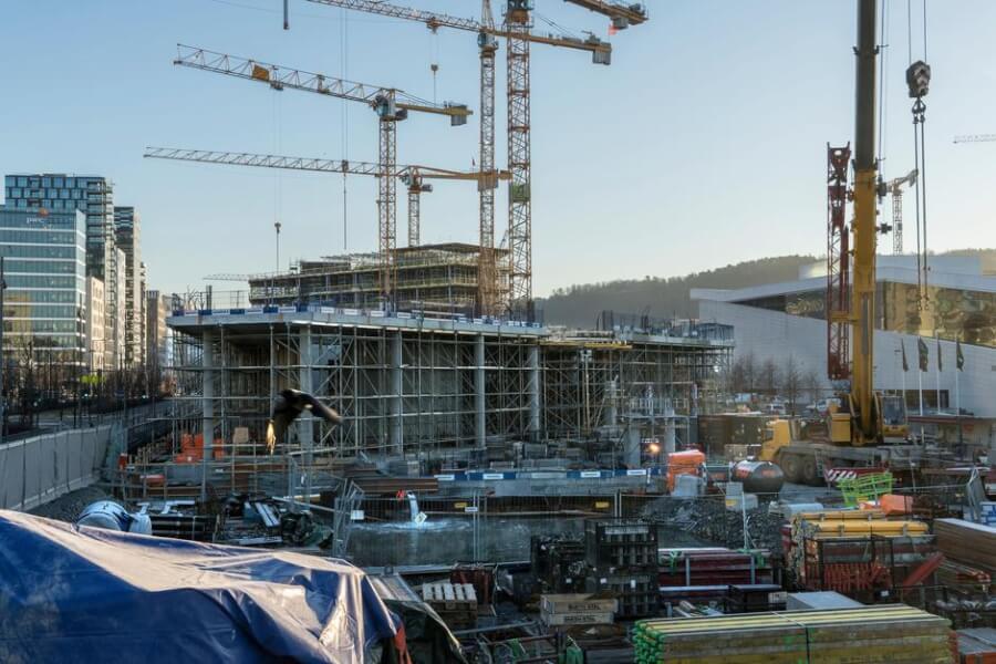 Oslo celtniecība