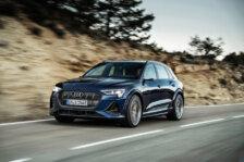 Inovatīvi, dinamiski un pilnībā elektriski: Audi etron S un Audi etron S Sportback 5