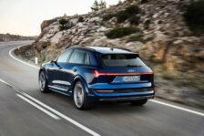 Inovatīvi, dinamiski un pilnībā elektriski: Audi etron S un Audi etron S Sportback 4