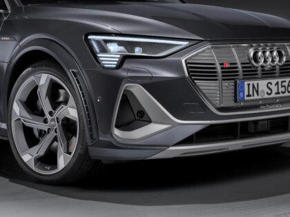 Inovatīvi, dinamiski un pilnībā elektriski: Audi etron S un Audi etron S Sportback 1