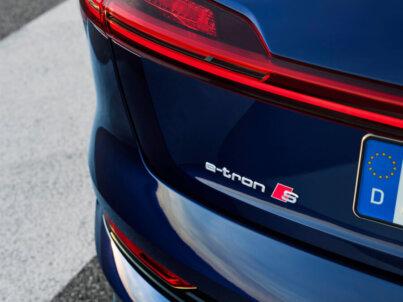 Inovatīvi, dinamiski un pilnībā elektriski: Audi etron S un Audi etron S Sportback 6