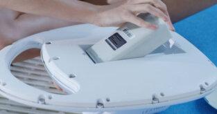 Mācies peldēt ar LESWIM elektrisko pelddēli 3