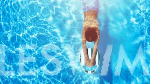 Mācies peldēt ar LESWIM elektrisko pelddēli 1