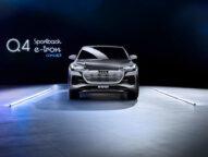 Audi Q4 Sportback e-tron konceptauto 7