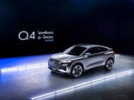 Audi Q4 Sportback e-tron konceptauto 6