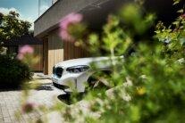 Beidzot tas ir prezentēts - elektriskais BMW iX3 3