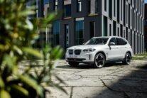 Beidzot tas ir prezentēts - elektriskais BMW iX3 2