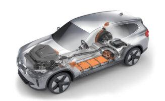 Beidzot tas ir prezentēts - elektriskais BMW iX3 10