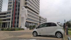 1000km brauciens ar 2012.g. Citroen C-Zero elektroauto (+video) 1