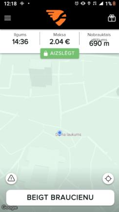 Prezentēts Latvijas pirmais elektroauto koplietošanas pakalpojums (+video) 7