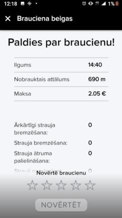 Prezentēts Latvijas pirmais elektroauto koplietošanas pakalpojums (+video) 8
