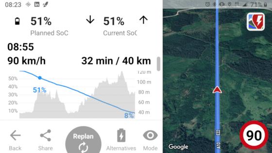 1000km brauciens ar 2012.g. Citroen C-Zero elektroauto (+video) 7