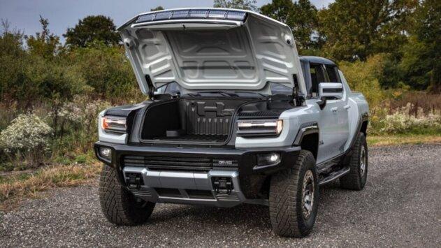 GM prezentē elektrisko Hummer - superīgi rādītāji ar superīgu cenu 5