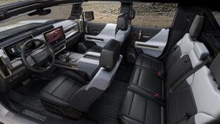 GM prezentē elektrisko Hummer - superīgi rādītāji ar superīgu cenu 7