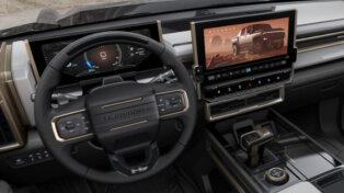 GM prezentē elektrisko Hummer - superīgi rādītāji ar superīgu cenu 6