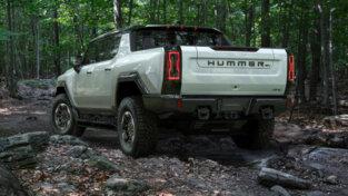 GM prezentē elektrisko Hummer - superīgi rādītāji ar superīgu cenu 2