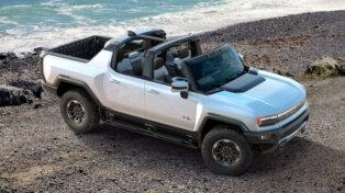 GM prezentē elektrisko Hummer - superīgi rādītāji ar superīgu cenu 3