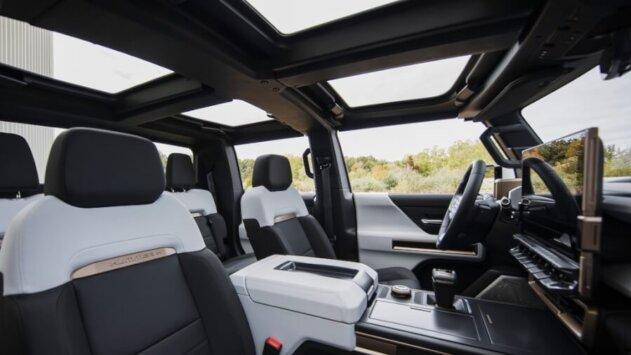 GM prezentē elektrisko Hummer - superīgi rādītāji ar superīgu cenu 8